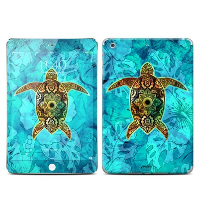 Apple iPad Mini 3 Skin - Sacred Honu