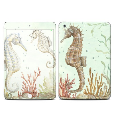 Apple iPad Mini 3 Skin - Seahorse Trio