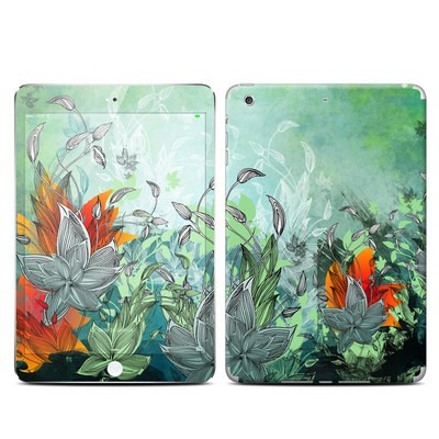 Apple iPad Mini 3 Skin - Sea Flora