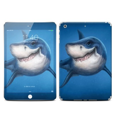 Apple iPad Mini 3 Skin - Shark Totem