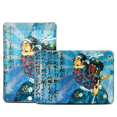 Apple iPad Mini 3 Skin - Samurai Honor