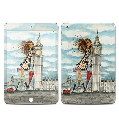 Apple iPad Mini 3 Skin - The Sights London