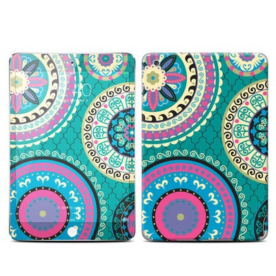 Apple iPad Mini 3 Skin - Silk Road