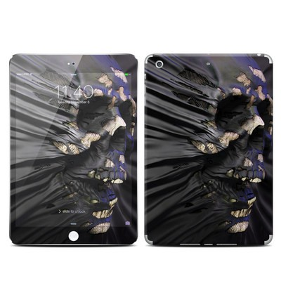 Apple iPad Mini 3 Skin - Skull Breach