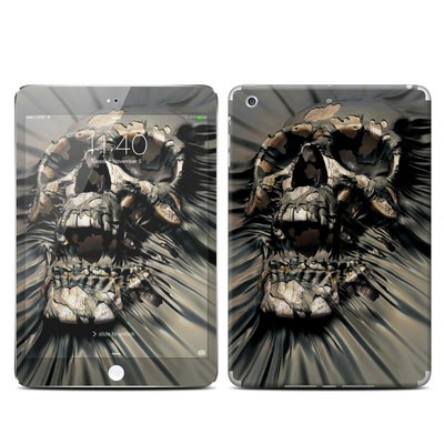 Apple iPad Mini 3 Skin - Skull Wrap