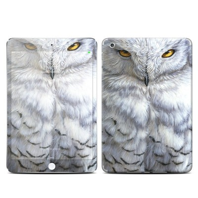Apple iPad Mini 3 Skin - Snowy Owl