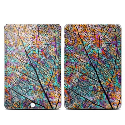Apple iPad Mini 3 Skin - Stained Aspen