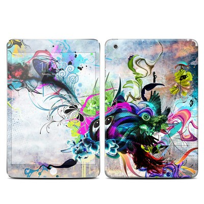 Apple iPad Mini 3 Skin - Streaming Eye