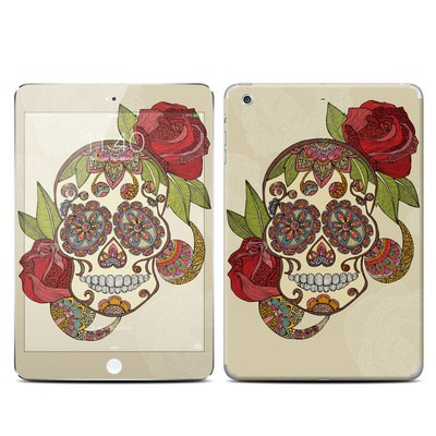 Apple iPad Mini 3 Skin - Sugar Skull