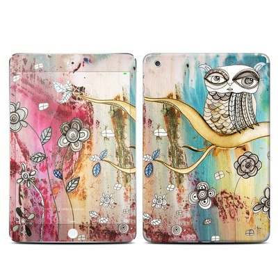 Apple iPad Mini 3 Skin - Surreal Owl