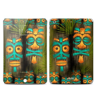 Apple iPad Mini 3 Skin - Tiki Abu