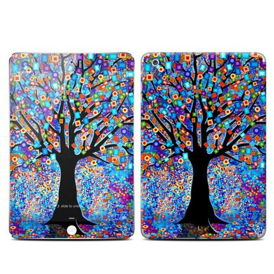 Apple iPad Mini 3 Skin - Tree Carnival
