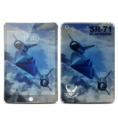 Apple iPad Mini 3 Skin - Blackbird