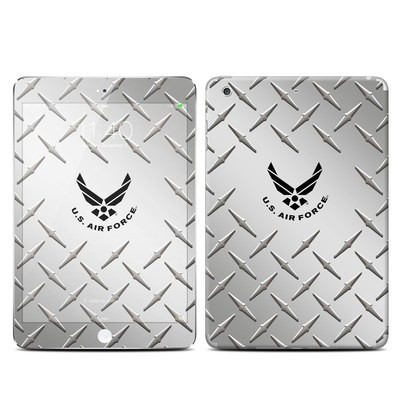 Apple iPad Mini 3 Skin - USAF Diamond Plate