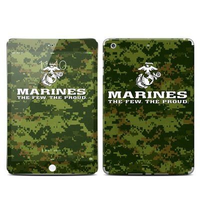 Apple iPad Mini 3 Skin - USMC Camo