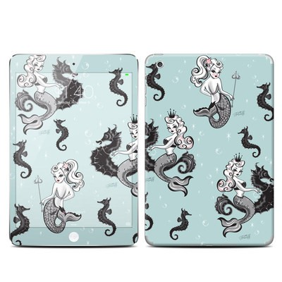 Apple iPad Mini 3 Skin - Vintage Mermaid