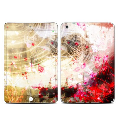 Apple iPad Mini 3 Skin - Woodflower