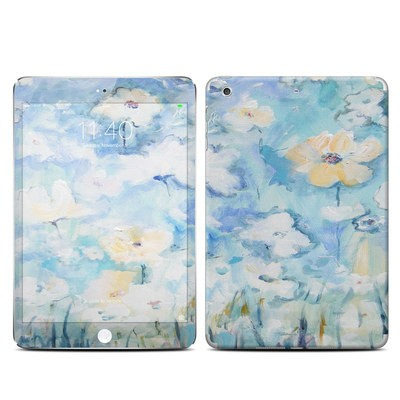 Apple iPad Mini 3 Skin - White & Blue