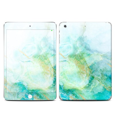 Apple iPad Mini 3 Skin - Winter Marble