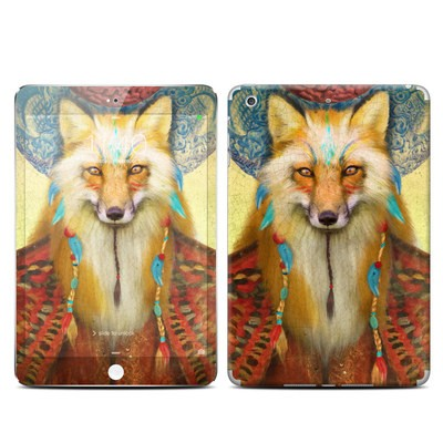 Apple iPad Mini 3 Skin - Wise Fox