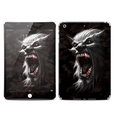 Apple iPad Mini 3 Skin - Wolfman