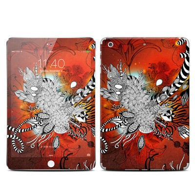 Apple iPad Mini 3 Skin - Wild Lilly