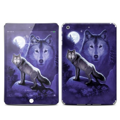 Apple iPad Mini 3 Skin - Wolf