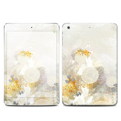 Apple iPad Mini 3 Skin - White Velvet