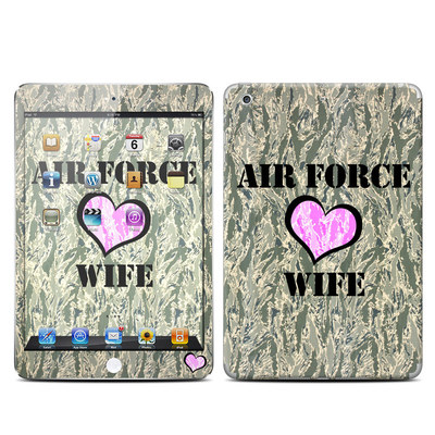 Apple iPad Mini Retina Skin - Air Force Wife