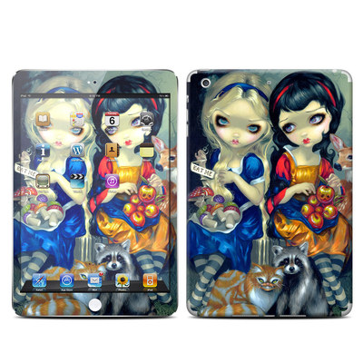 Apple iPad Mini Retina Skin - Alice & Snow White