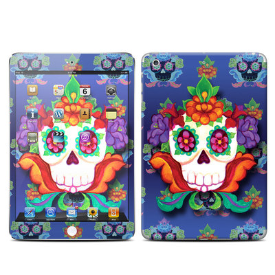 Apple iPad Mini Retina Skin - Altar Skull