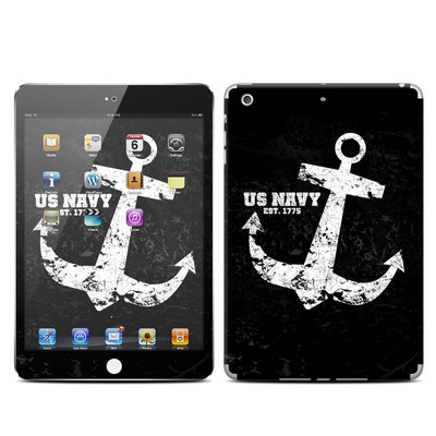 Apple iPad Mini Retina Skin - Anchor
