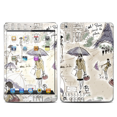 Apple iPad Mini Retina Skin - Ah Paris