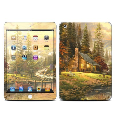 Apple iPad Mini Retina Skin - A Peaceful Retreat