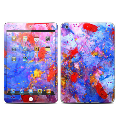 Apple iPad Mini Retina Skin - Aqua-ese