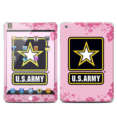 Apple iPad Mini Retina Skin - Army Pink