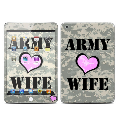 Apple iPad Mini Retina Skin - Army Wife