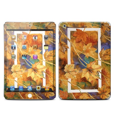 Apple iPad Mini Retina Skin - Autumn Days