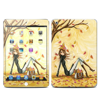 Apple iPad Mini Retina Skin - Autumn Leaves