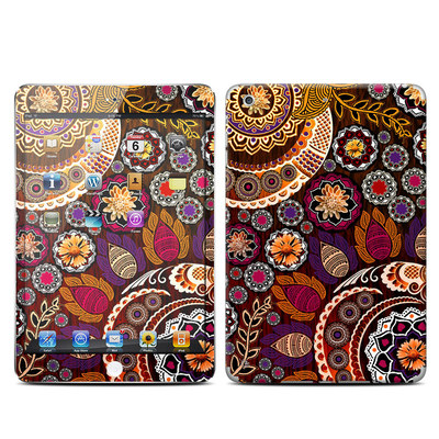 Apple iPad Mini Retina Skin - Autumn Mehndi