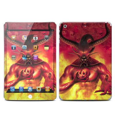 Apple iPad Mini Retina Skin - The Beast
