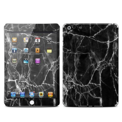 Apple iPad Mini Retina Skin - Black Marble