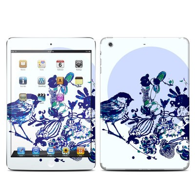 Apple iPad Mini Retina Skin - Bluebird