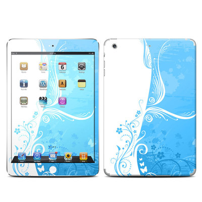 Apple iPad Mini Retina Skin - Blue Crush
