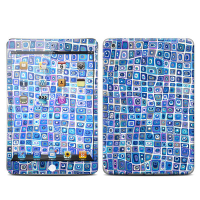 Apple iPad Mini Retina Skin - Blue Monday