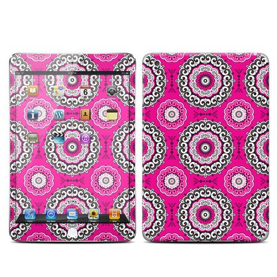 Apple iPad Mini Retina Skin - Boho Girl Medallions