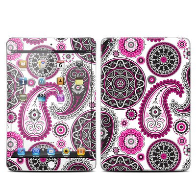 Apple iPad Mini Retina Skin - Boho Girl Paisley