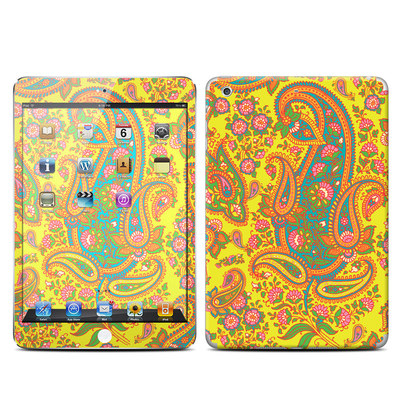 Apple iPad Mini Retina Skin - Bombay Chartreuse
