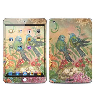 Apple iPad Mini Retina Skin - Splendid Botanical