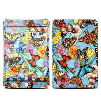 Apple iPad Mini Retina Skin - Butterfly Land